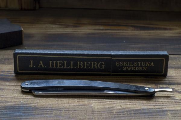 Опасная бритва J. A. Hellberg № 24 . Швеция.