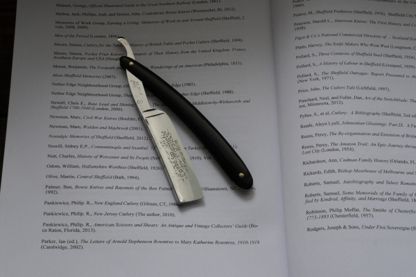 Опасная бритва Griffon XX 60.  США (Германия)