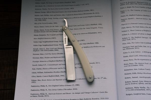 Опасная бритва Diamond Steel.  International Cutlery. Solingen