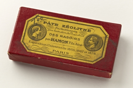 Опасная бритва Hamon Fabricant. Париж. Франция