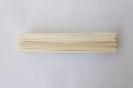 Пластины из кости буйвола 160*25*3-3,5