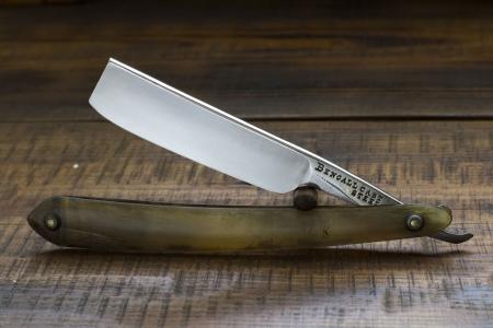 Опасная бритва Bengall Cast Steel . Англия #8