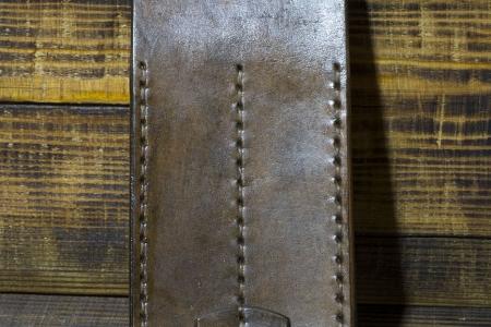 Двойной чехол для хранения опасной бритвы