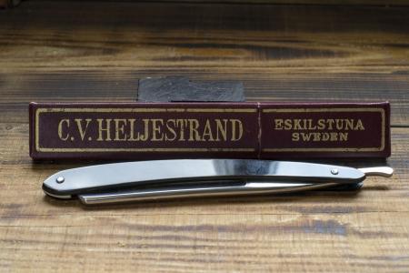 Шведская опасная бритва С.V. Heljestrand 7