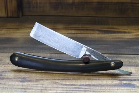 Английская опасная бритва Wade&Butcher. Fine India Steel. England