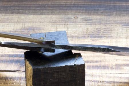 Опасная бритва Rasor Roson-Vinsor Sheffield. Англия №2