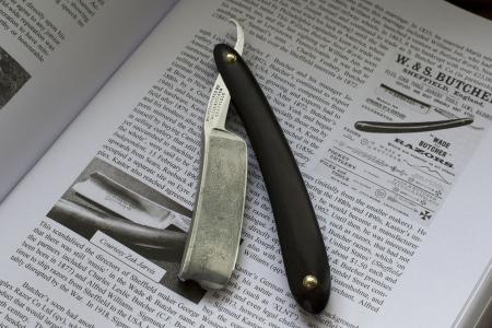 Опасная бритва Wade&Butcher Constitution. Англия
