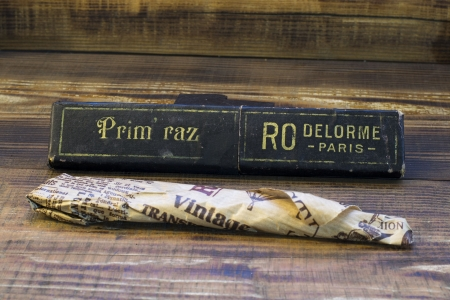 Опасная бритва Ro Delorme Paris. PRIM'RAZ Франция.