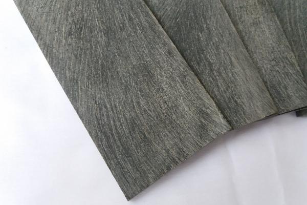 Пластины из черного рога буйвола 160*60*5,5